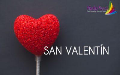 San Valentín llega a las campañas publicitarias