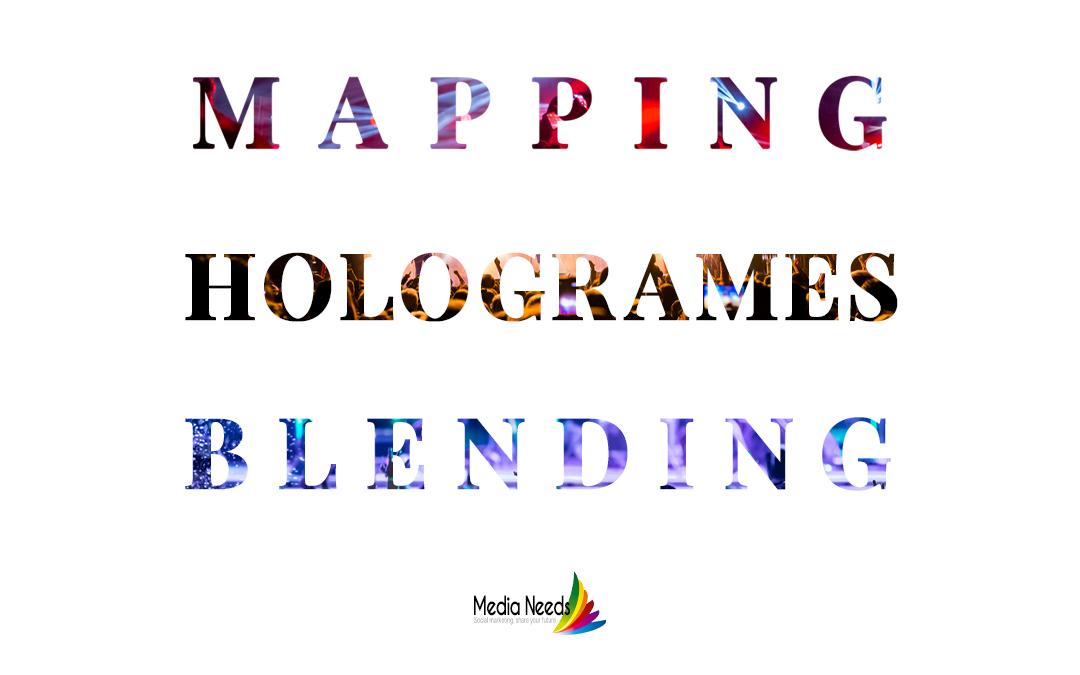 Mapping, blending i holografia: noves formes del directe