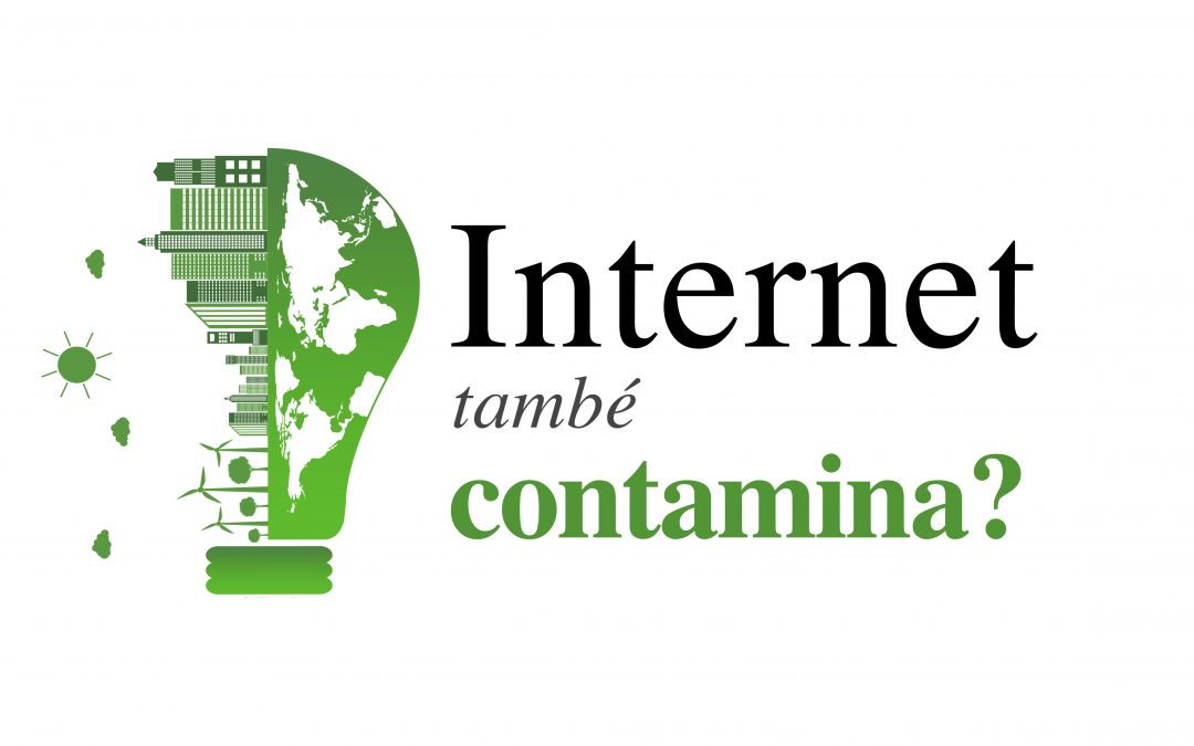 quant contamina internet